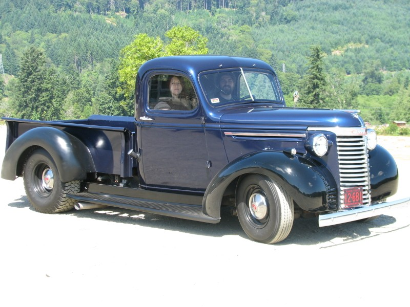1940 Chevrolet | ATHS Vancouver Island Chapter