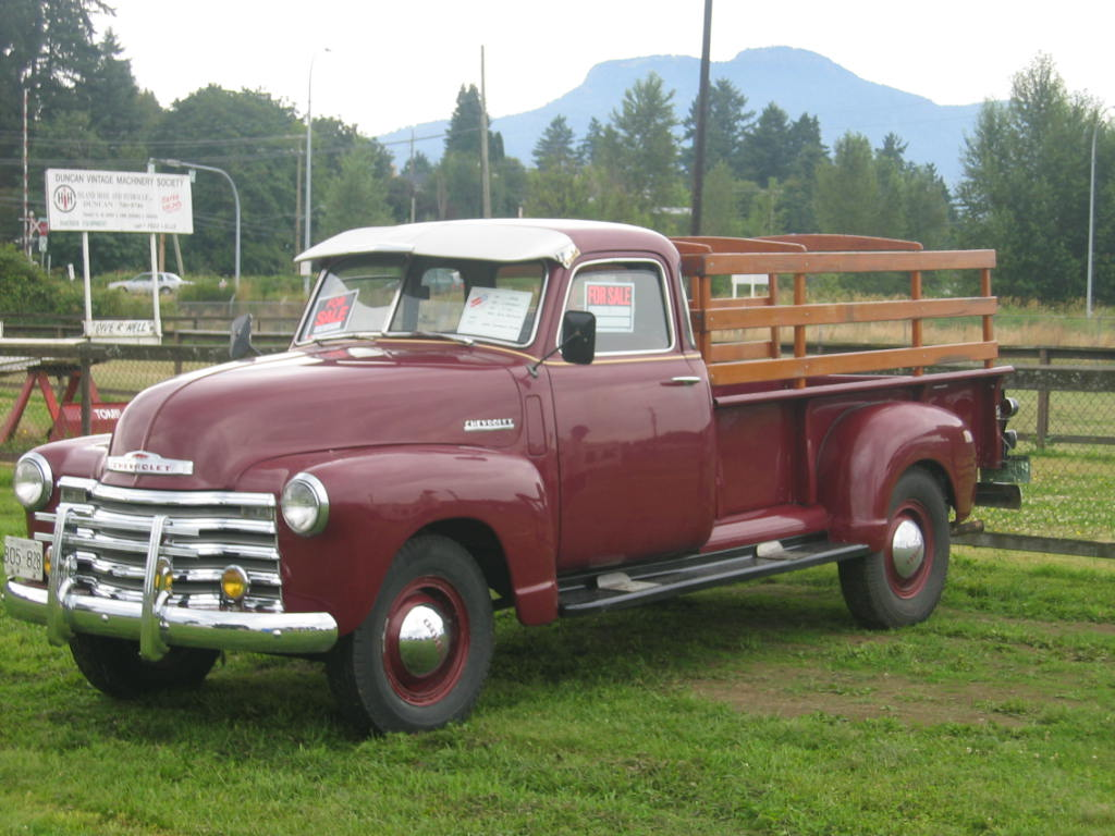 Classic Trucks For Sale Vancouver Island
