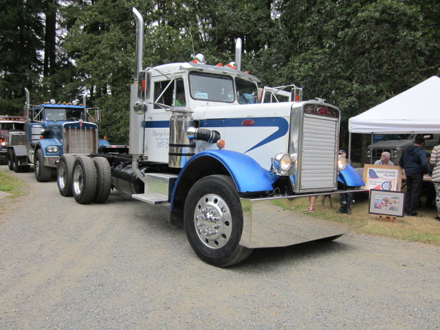 1965 Peterbilt 3514 | ATHS Vancouver Island Chapter